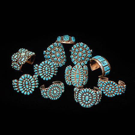 Picture for category Navajo Pawn Bracelets