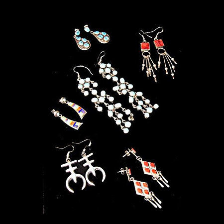 Picture for category Navajo Pawn Ear Rings
