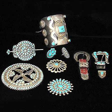 Picture for category Navajo Pawn Misc Jewelry